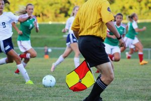 womens football game